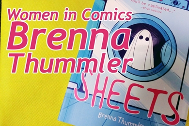 Women in Comics: Brenna Thummler