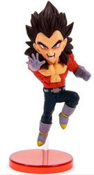Picture of Dragon Ball Vegeta Super Saiyan 4 Saiyans Bravery Vol. 2 World Collectible Figure Vinyl Figure