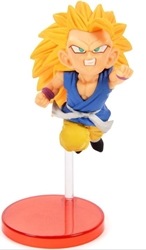 Picture of Dragon Ball Kid Goku Saiyans Bravery Vol. 2 World Collectible Figure Vinyl Figure