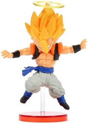 Picture of Dragonball Gogeta Super Saiyan Saiyans Bravery Vol. 2 World Collectible Figure Vinyl Figure