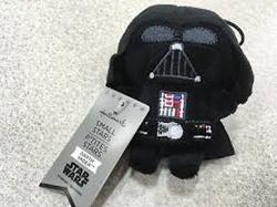 Picture of Star Wars Darth Vader Small Stars Plush Ornament