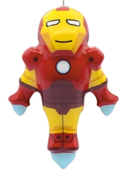 Picture of Iron Man Decoupage Ornament