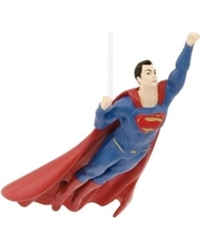 Picture of Superman Justice League Resin Figural Ornament