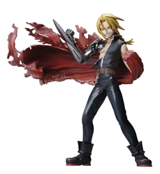 Picture of Full Metal Alchemist Edward Elric Gem PVC Figure