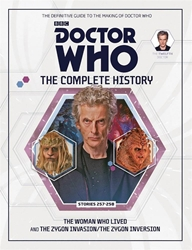 Picture of Doctor Who Complete History Vol 76 HC 12th Doctor Stories 257-258