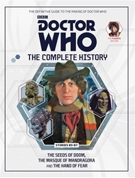 Picture of Doctor Who Complete History Vol 77 HC 4th Doctor Stories 85-87