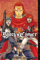 Picture of Black Clover Vol 04 SC
