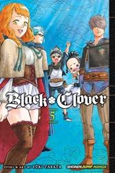 Picture of Black Clover Vol 05 SC
