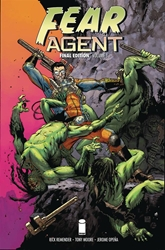 Picture of Fear Agent Vol 01 SC Final Edition