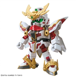Picture of Gundam Build Divers RX-Zeromaru SDBD Model Kit