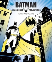 Picture of Batman Flashlight Projections HC