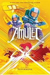 Picture of Amulet Vol 08 HC Supernova
