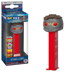 Picture of Pop Marvel PEZ Star-Lord Candy and Dispenser