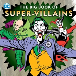 Picture of Big Book of Super-Villains HC