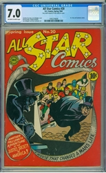 Picture of All Star Comics #20