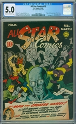 Picture of All Star Comics #15