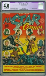 Picture of All Star Comics #11