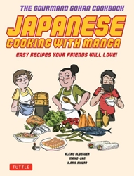Picture of Japanese Cooking with Manga