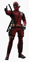Picture of Deadpool 2 Hot Toys Figure
