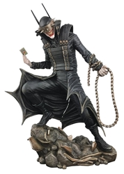 Picture of Batman Who Laughs DC Gallery PVC Statue