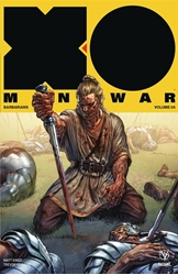 Picture of X-O Manowar (2017) Vol 05 SC Barbarians