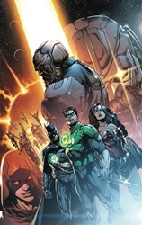 Picture of Justice League Darkside War Essential Edition SC