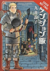 Picture of Delicious in Dungeon Vol 01 SC
