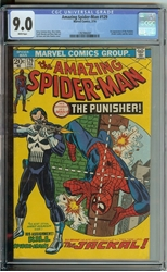 Picture of Amazing Spider-Man #129