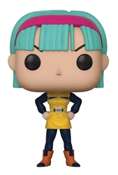 Picture of Pop Animation Dragon Ball Z Bulma Vinyl Figure