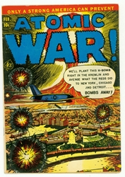 Picture of Atomic War! #3