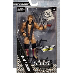 Picture of WWE Elite Collection Exclusive Chris Jericho (The List of Jericho)