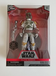 Picture of Boba Fett No Cape Armor Elite Series Die Cast Action Figure - 6 1/2'' - Star Wars: The Force Awakens