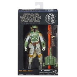 """Picture of Star Wars Black Series 6"""" Boba Fett Action Figure"""