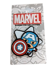 Picture of Captain America Kawaii Pin