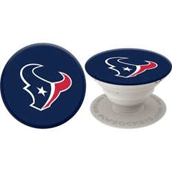 Picture of Houston Texans Helmet PopSocket Phone Grip