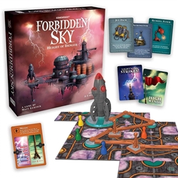 Picture of Forbidden Sky Board Game