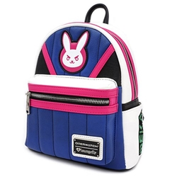 Picture of Loungefly Overwatch D.Va Pink Mini Backpack