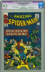 Picture of Amazing Spider-Man #27