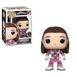 Picture of Pop Television Power Rangers Kimberly Vinyl Figure