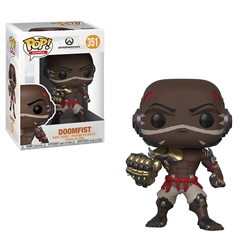 Picture of Pop Games Overwatch Doomfist Vinyl Figure
