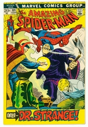 Picture of Amazing Spider-Man #109