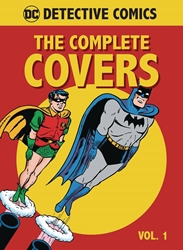 Picture of DC Comics Detective Covers Mini Vol 01 HC