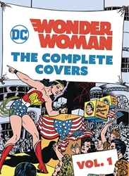 Picture of DC Comics Wonder Woman Covers Mini Vol 01 HC