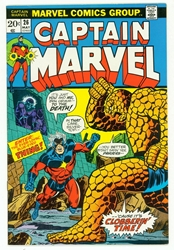 Picture of Captain Marvel #26