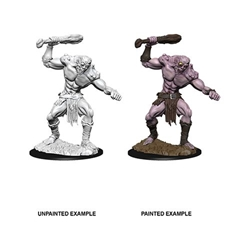 Picture of Dungeons and Dragons Nolzur's Marvelous Unpainted Flesh Golem Miniatures