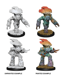 Picture of Dungeons and Dragons Nolzur's Marvelous Unpainted Myconid Adults Miniatures