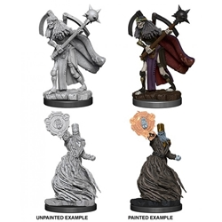 Picture of Dungeons and Dragons Nolzur's Marvelous Unpainted Liches Miniatures