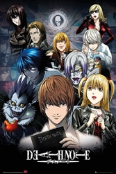 "Picture of Death Note New World 24"" x 36"" Poster"