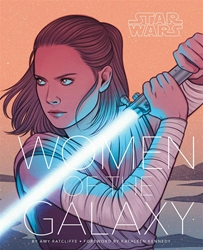 Picture of Star Wars Women of the Galaxy HC