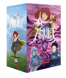 Picture of Amulet Vol 01-08 SC Box Set